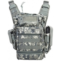 NcStar VISM First Responders Utility Bag - DIGITAL CAMO
