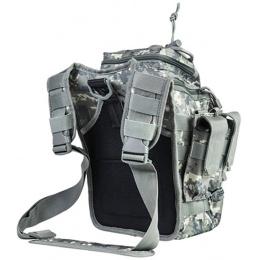NcStar VISM First Responders Utility Bag - DIGITAL CAMO