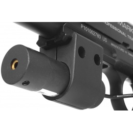 Metal Premium Adjustable Tactical Laser Unit - Weaver Mount Included