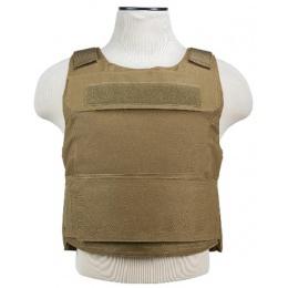 NcStar VISM Discreet Tactical Vest - TAN