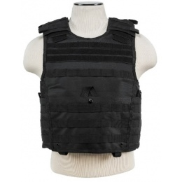 NcStar VISM Expert Tactical Vest - BLACK