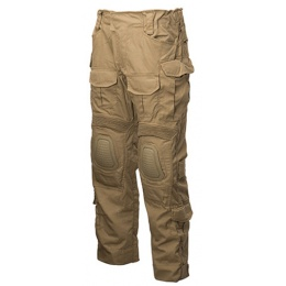 Lancer Tactical Airsoft BDU Combat Pants [X-SMALL] - TAN