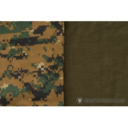 Lancer Tactical Airsoft BDU Combat Shirt [XXXL] - JUNGLE DIGITAL