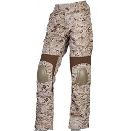 Lancer Tactical Tactical Apparel Pants [MED] - DESERT DIGITAL