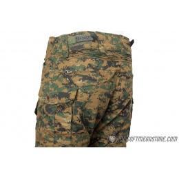 Lancer Tactical Airsoft Combat Pants [Medium] - JUNGLE DIGITAL