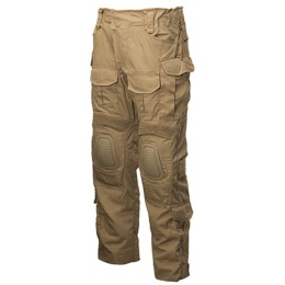 Lancer Tactical Airsoft BDU Combat Pants [4XL] - TAN