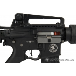 Lancer Tactical M4A1 LT-06 Carbine ProLine Airsoft AEG [LOW FPS] - BLACK