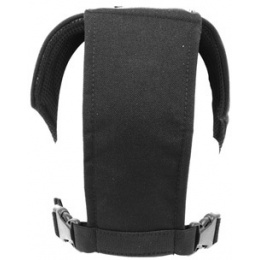 Black Bear RAZOR 1000D Steel Mesh Full Face Airosft Mask - BLACK