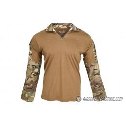 Lancer Tactical Combat Uniform BDU Shirt [Large]- CAMO
