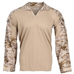 Lancer Tactical Combat Uniform BDU Shirt - DIGITAL DESERT