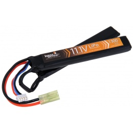 Lancer Tactical 11.1V 1300 mAh 20C High Performance Nunchuck Li-Po Battery