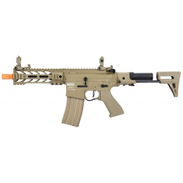 Lancer Tactical ProLine BATTLE HAWK PDW AEG [LOW FPS] - TAN