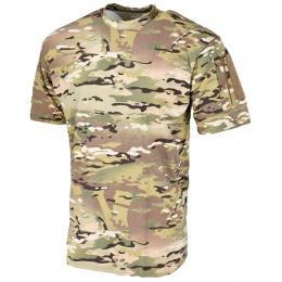 Lancer Tactical Airsoft Ripstop PC T-Shirt [3XL] - CAMO