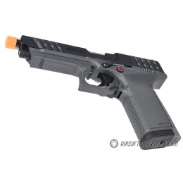 G&G GTP-9 Gas Blowback GBB Airsoft Pistol - BLACK / GRAY