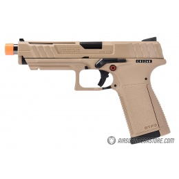 G&G GTP-9 Gas Blowback GBB Airsoft Pistol - DESERT TAN