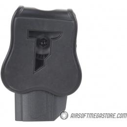 Cytac Adjustable Hard Shell Holster for Sig Sauer [P225, P226, P229] - BLACK