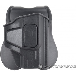 Cytac R-Defender Hard Shell Holster Gen3 for 1911 - BLACK