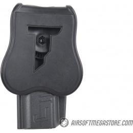 Cytac R-Defender Hard Shell Holster for 1911 - BLACK