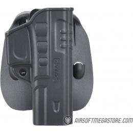 Cytac Fast Draw Hard Shell Holster for Glock [G17, G22, G31] - BLACK