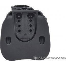 Cytac Fast Draw Hard Shell Holster for Glock [G19, G23, G32] - BLACK