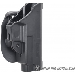 Cytac Fast Draw Hard Shell Holster for Sig Sauer [P225, P226, P229] - BLACK