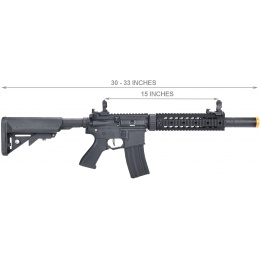 Lancer Tactical LT-15 Hybrid Gen 2 M4 SD 9