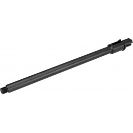 Lancer Tactical M4 AEG NIGHT WING Metal Outer Barrel - BLACK