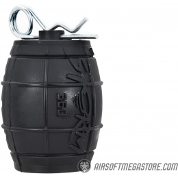 ASG Storm 360 Gas Airsoft Grenade - BLACK