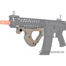 ASG Hera Arms CQR Front Grip - TAN