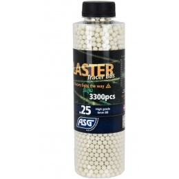 ASG 0.25g Blaster Tracer Airsoft BBs Bottle [3,300 Rounds]