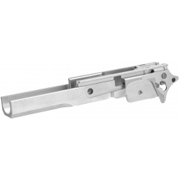 Airsoft Masterpiece Steel Frame for Hi-Capa/1911 Pistols - SILVER