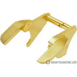 Airsoft Masterpiece Ambi Steel Thumb Safety for Hi-Capa [SV Ver. 2] - GOLD