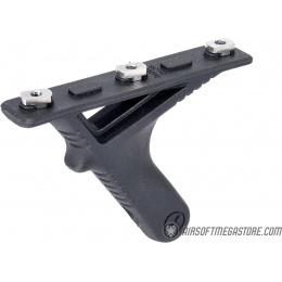 Amoeba 45-Degree Front Angled M-LOK Grip - BLACK
