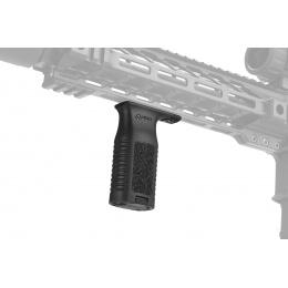Amoeba Front Modular M-LOK Hand Grip - BLACK