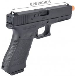 Elite Force Licensed Gen 3 Glock 17 Gas Blowback Airsoft Pistol