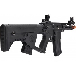 Lancer Tactical Enforcer Hybrid NEEDLETAIL AEG w/ Alpha Stock [LOW FPS] - BLACK