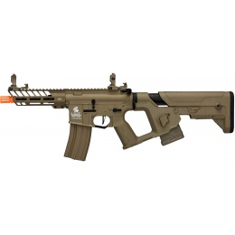 Lancer Tactical Enforcer Hybrid NEEDLETAIL AEG w/ Alpha Stock [LOW FPS] - TAN