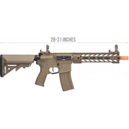 Lancer Tactical Enforcer Hybrid Gen 2 BATTLE HAWK AEG [HIGH FPS] - TAN