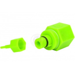 Premium SAPIEN ARMS Airsoft Propane Adapter & Silicone Oil COMBO