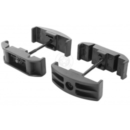 BattleAxe Airsoft AK Double Magazine Connector Clamp