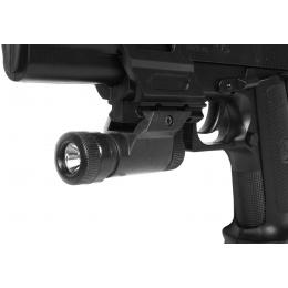 Cybergun Licensed Airsoft Colt MKIV Spring Airsoft Pistol w/ Target