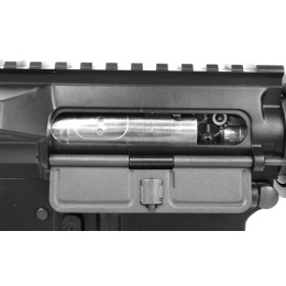 King Arms Full Metal Licensed Blackwater BW15 CQB Airsoft AEG Rifle w/ Enhanced Full Metal Gearbox - Fully Licensed Blac