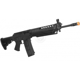 Cybergun Licensed Sig Sauer 556 RAS Full Metal Airsoft AEG Rifle