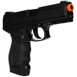 425 FPS WG Compact W3000 CO2 Non Blowback Airsoft Pistol - Black