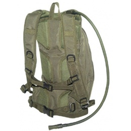 Condor Outdoor MOLLE Hydration Pack w/ Included 2.5L Bladder - OD