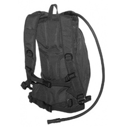Condor Outdoor MOLLE Hydration Pack w/ Included 2.5L Bladder - BLACK
