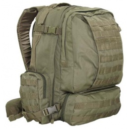 Condor Outdoor Tactical MOLLE 3-DAY Assault Pack - OD