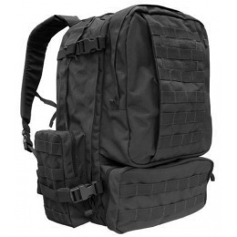 Condor Outdoor Tactical MOLLE 3-DAY Assault Pack - BLACK