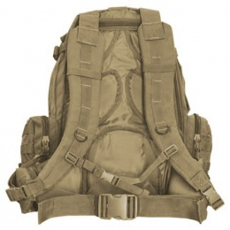 Condor Outdoor Tactical MOLLE 3-DAY Assault Pack - TAN