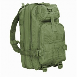 Condor Outdoor Tactical Compact Modular Style Assault Pack - OD